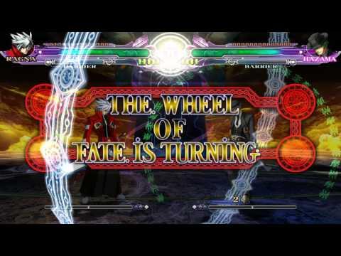 Fighting Game Bosses 56. BlazBlue: Continuum Shift EXTEND - Hazama boss battle  
