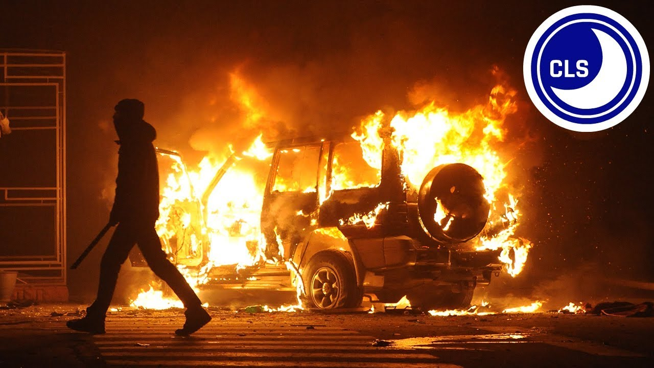 is violence justified in politics Democracy - which all of us are calling for - can never be achieved through violence those who resort to violence to further their struggle are incompetent and cowardly.