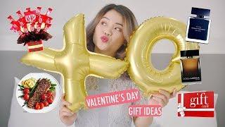 5 Ý TƯỞNG QUÀ TẶNG VALENTINE | Quà bạn trai thích | Last minute gift guide | Ashley Van