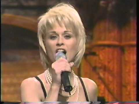 "Lorrie Morgan on The David Letterman Show ""One of Those Nights Tonight"""