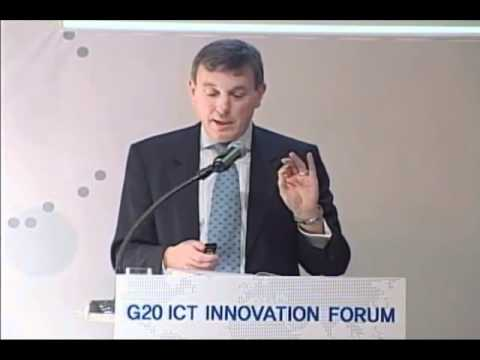 G20 ICT Innovation Forum : Session 3 (#1)