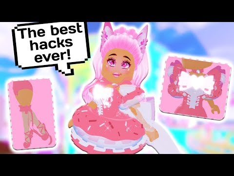 The Best Accessory And Outfit Hacks Ever Roblox Royale - roblox royal high outfit hacks