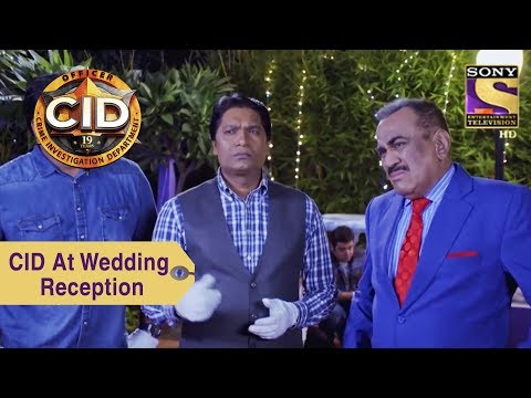 Your Favorite Character | CID Team At Wedding Reception | CID thumbnail