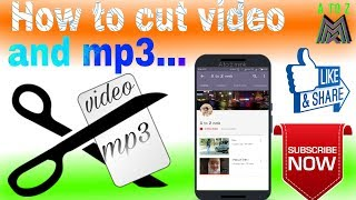 How to cut video and music hindi