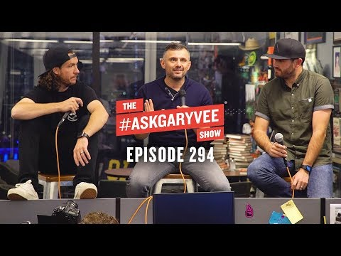 Shonduras on Trusting Business Partners, Flipping Products, & Scaling Your Brand | #AskGaryVee 294