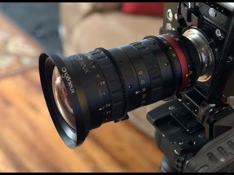 Angenieux Optimo Style 16-40mm Lens Test