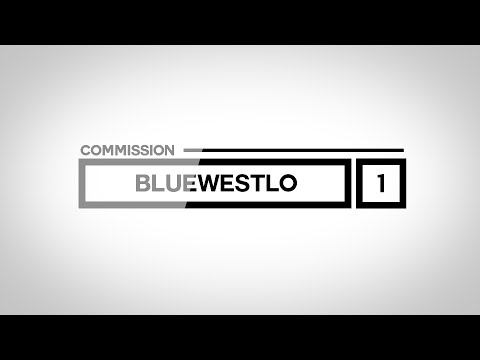 BlueWestlo - Logo Animation, Twitch Intro