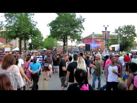 Festival International - Downtown Lafayette, Louisiana