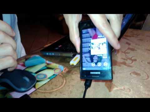 Problema altoparlante Samsung Omnia W