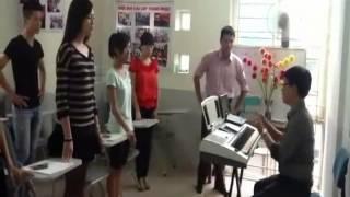 Ki thuat ngan rung giong hat trong thanh nhạc Trung tâm Nghệ thuật Mr Thương wmv