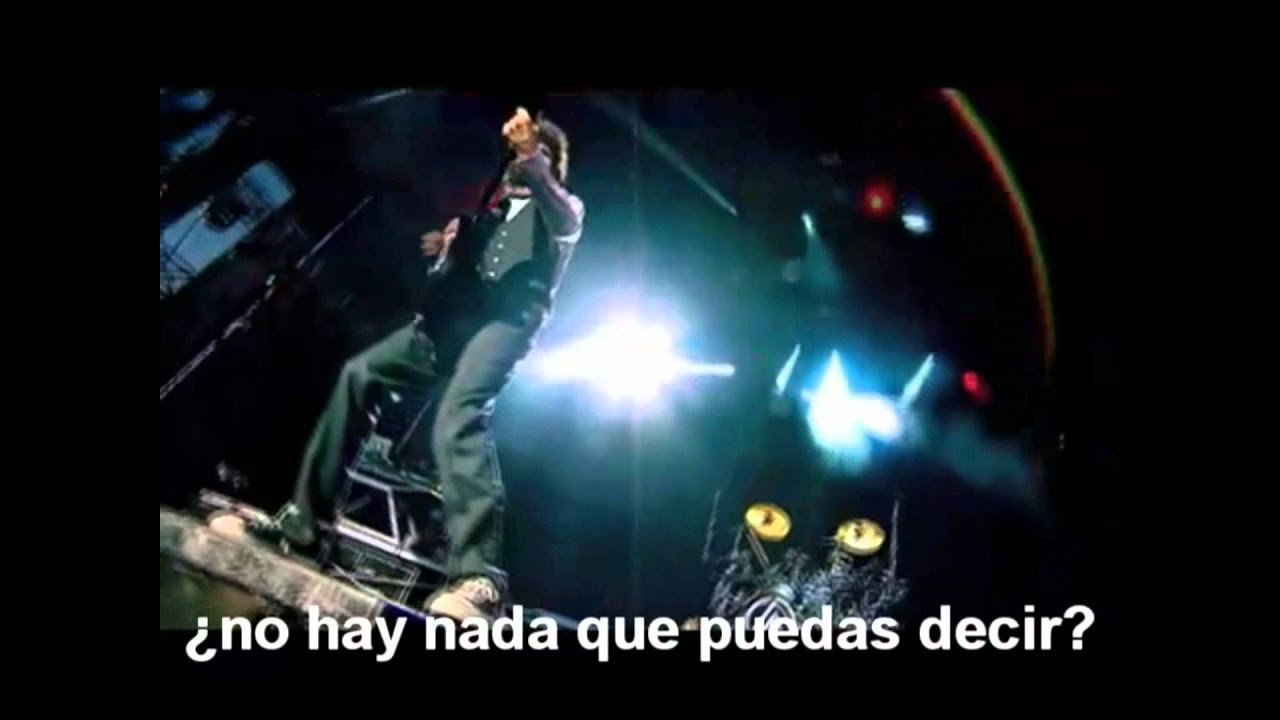 linkin park-given up en español