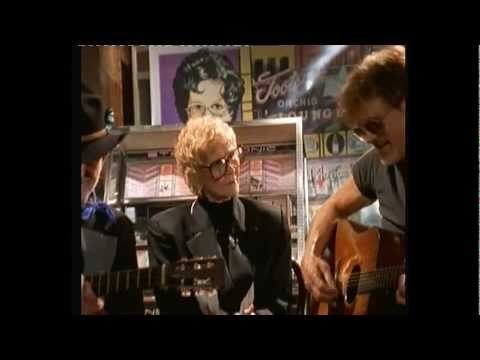Kris Kristofferson, Willie Nelson, Harlan Howard, ... talking about Tootsie's & songwriting (1995)