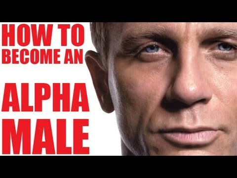 HOW TO BECOME AN ALPHA MALE  1 SECRET TIP   YouTube