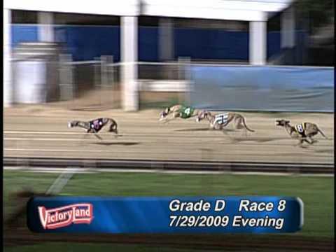 Victoryland 7/29/09 Evening Race 8