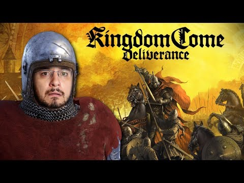 KINGDOM COME: DELIVERANCE - Scorribande Medievali