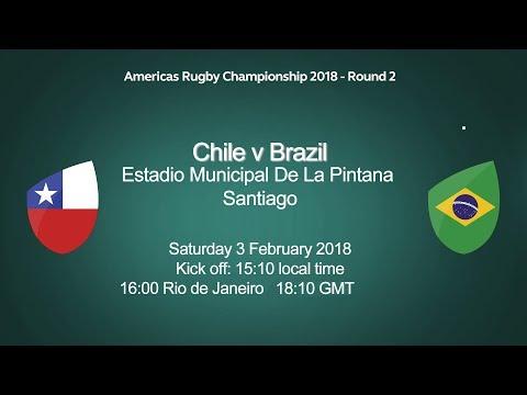 2018 Americas Rugby Championship - Chile v Brazil