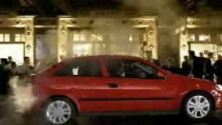 Opel Astra G Advert