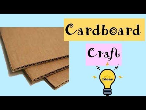 DIY | hOW TO MAKE DESK ORGANIZER / REMOTE HOLDER | BEST OUT OF WASTE IDEAS | CARDBOARD CRAFTS