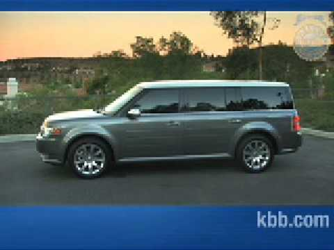 Ford Flex Review Kelley Blue Book