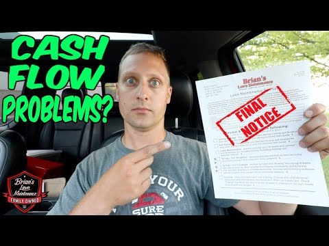 Fixing My Broken Billing System ► Solving My Cashflow Problems With Yardbooks
