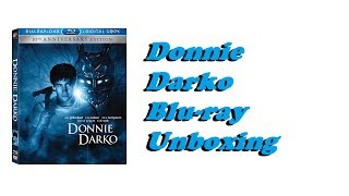 Donnie Darko Blu-ray Unboxing
