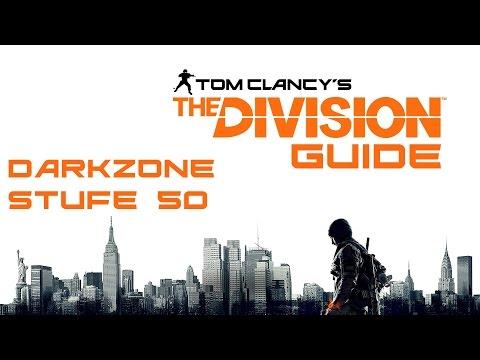 Schnell auf Dark Zone Level 50 (DZ-EP sammeln) | Tom Clancy's The Division