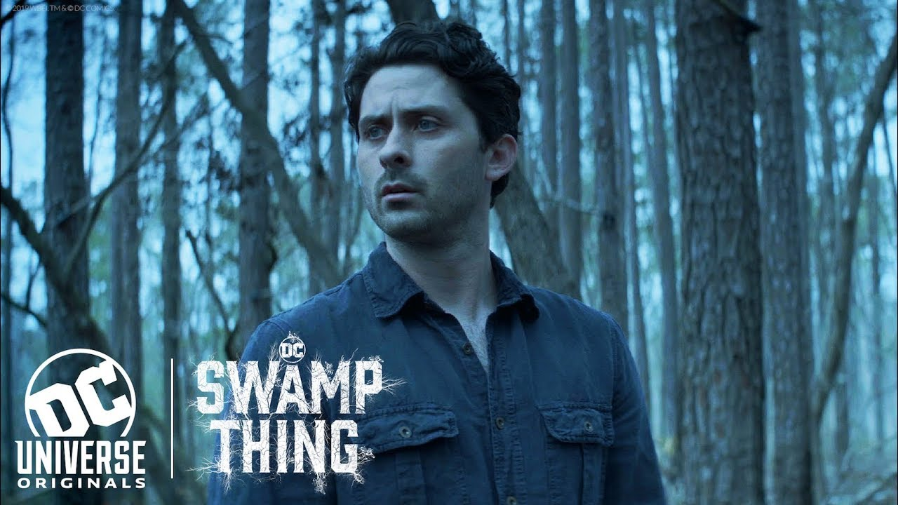 """Andy Holland new """"swamp thing"""" teaser video introduces 'it chapter two"""