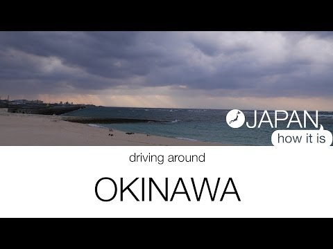 Driving around Okinawa (ドライブ in 沖縄 ) | Japan How It Is