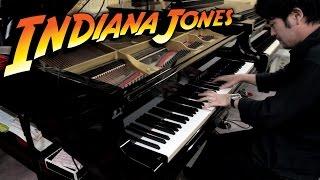 Indiana Jones : The Raiders March - Epic Piano Solo | Leiki Ueda
