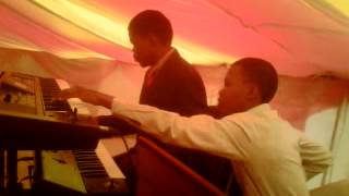 apostle fire mosena playing piano
