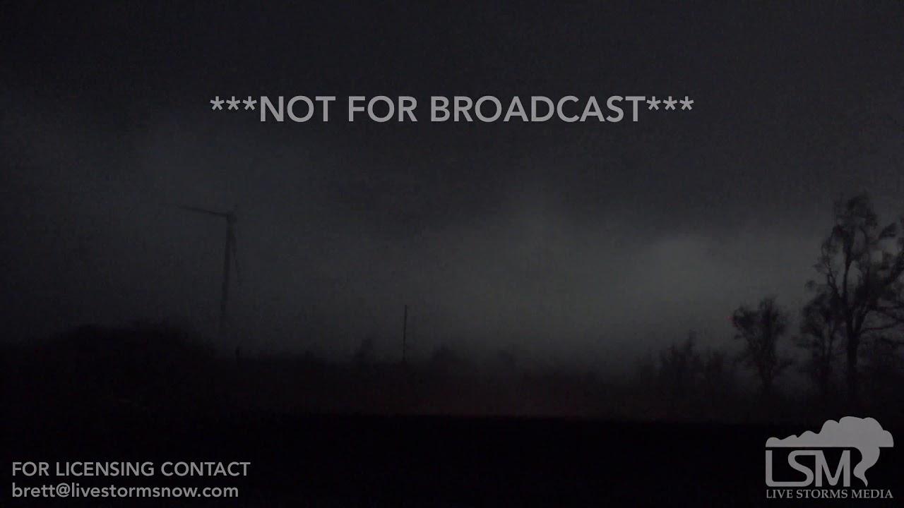 lsm 05 01 05-01-18 Glasco, KS - Close Range Multi-Vortex Tornado