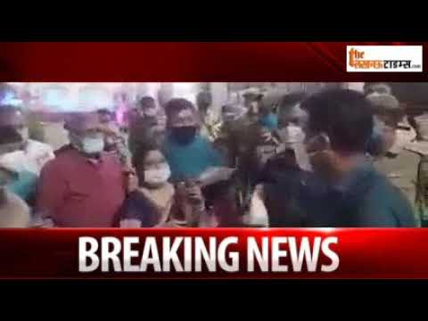 अगरतला के डीएम शैलेश यादव सस्पेंड, Video Viral