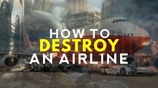Air Tycoon 2: How To Destroy An Airline!