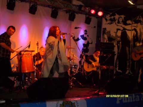 MARIBEL ESPINOZA EN EL PRE-FESTIVAL EN LA PATAGONIA 2012.wmv