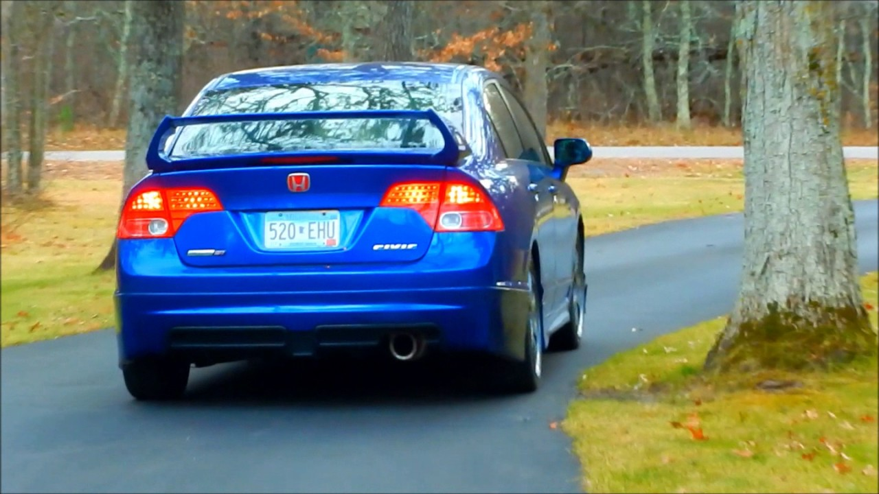 All Types civic si mugen for sale : 2008 Honda Civic Mugen Si For Sale eBay No Reserve - YouTube