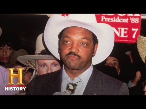 Jesse Jackson: Civil Rights Activist - Fast Facts   History