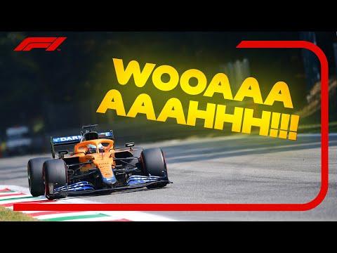 Ricciardo's Roar, Loud Lando And The Best Of Team Radio! | 2021 Italian Grand Prix
