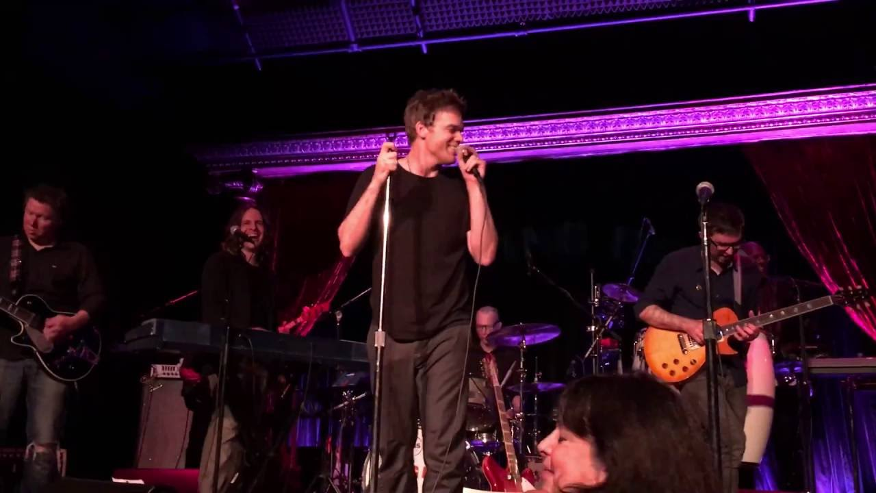 Michael C Hall Singing Heroes By David Bowie At The