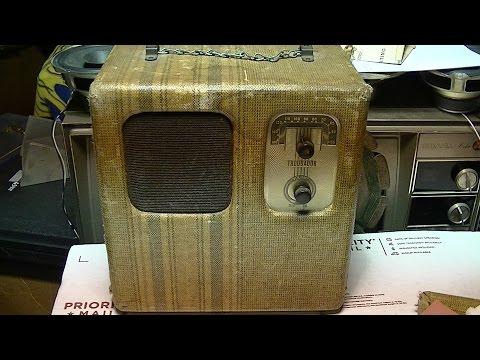 Repairing Old Radio