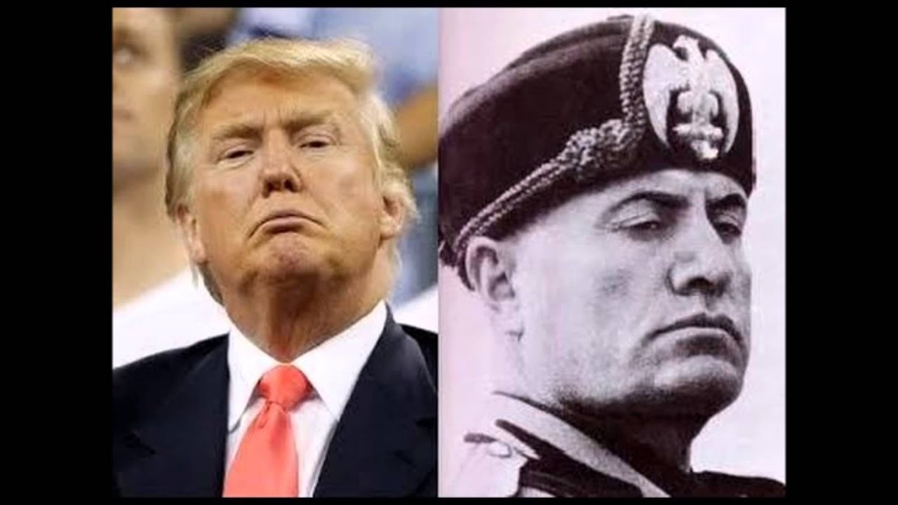 """Limbaugh on the Trump-Mussolini """"controversy"""" - YouTube"""