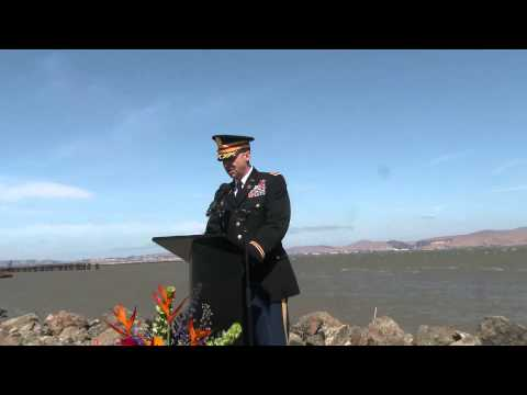 Port Chicago Disaster Memorial 2015 part 1