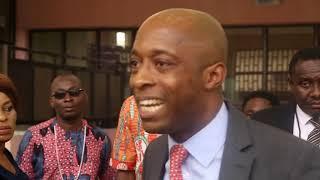 Akwa Ibom House of Assembly Speaker, Rt. Hon. Barr. Onofiok Luke Speaks on Police invitation of DMCC