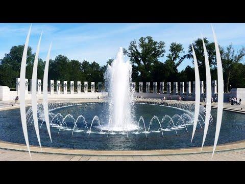 National World War II Memorial - The Sound Traveler
