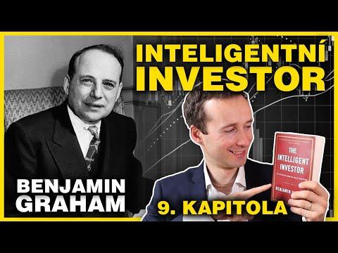 Kniha Inteligentní investor (9) - Podílové fondy, indexy a ETF