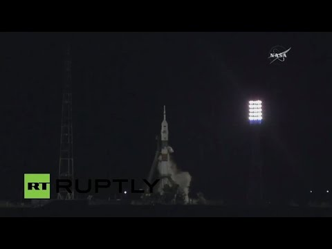 LIVE: Expedition 47/48 launches to the International Space Station
