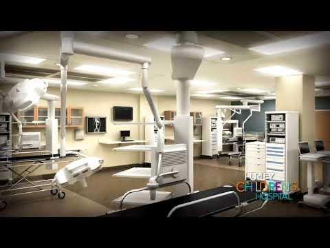 Hurley Children's Hospital Commercial