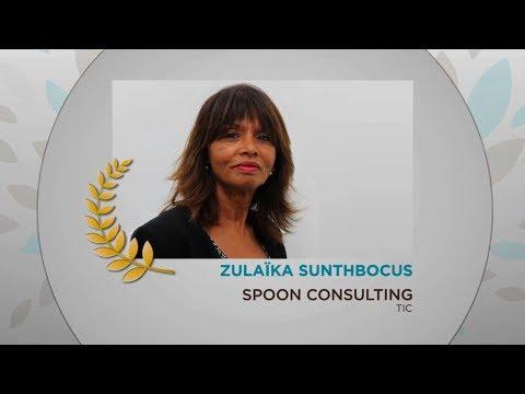 Zulaika Sunthbocus, Spoon Consulting, nominée au IBL Tecoma Award 2017