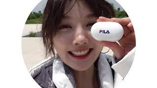 (패션필름) 김유정의 '휠라' 구스다운