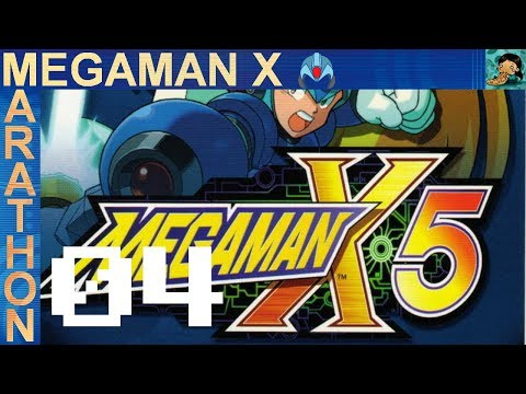 Mega Man X Marathon: Mega Man X5 (PSX) - Part 04 / vs. Dynamo (1) und Squid Adler
