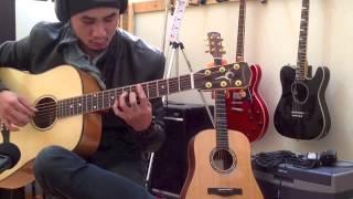 Anh Không Đòi Quà - Karik ft  OnlyC Guitar Cover